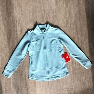 The North Face light blue jacket size small